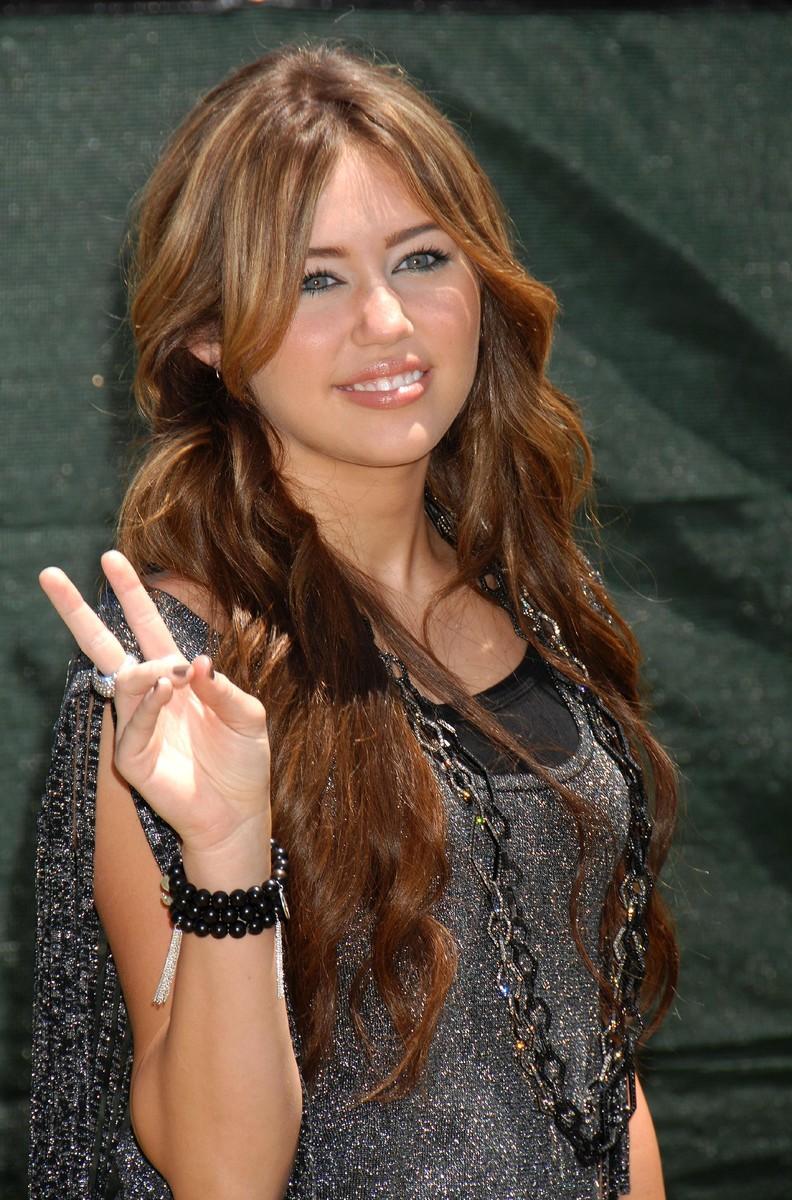 Miley Cyrus Meditation